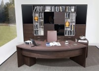 23 Wonderful Modern Office Wood Cabinets | yvotube.com