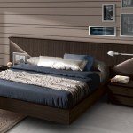Made In Spain Wood Modern Platform Bed Indianapolis Indiana Gc501