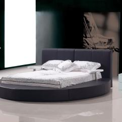 Black Bonded Leather Sofa Legs Replacement Ikea Unique Luxury Platform Bed Nashville-davidson ...