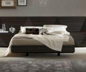 modern italian platform bed