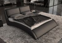 Modern, luxury and Italian beds. Lift up platform storage beds