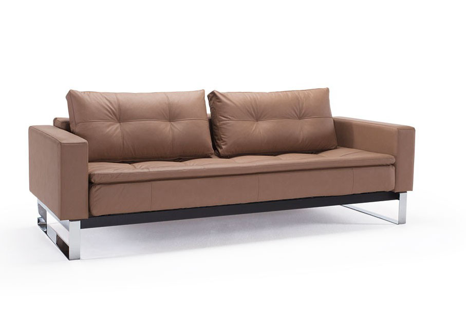 european sleeper sofa pop up contemporary bed with arms wapped in fabric or ...