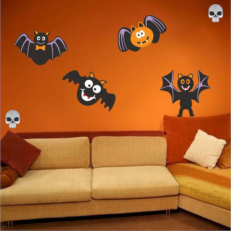 Halloween Wall Mural Decals