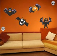 Halloween Wall Mural Decals