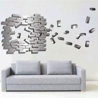 Brick Wall Decal - talentneeds.com
