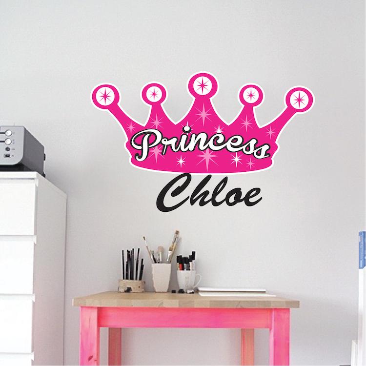 Princess Wall Decals Disney Princess Friendship Adventures Wall