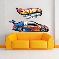 Race Car Boys Room Decals - Race Car Wallpaper - Boys Room ...