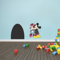 minnie mouse wall decals | Roselawnlutheran