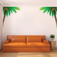 Nursery Corner Wall Mural Decal - Nursery Wall Decal ...
