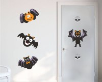 Halloween Wall Mural Decals - Halloween Stickers - Primedecals