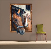 Horse Frame Wall Decal - Large Wall Decals - Primedecals