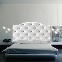 Cushion Headboard Mural Decal