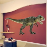 Dinosaur Wall Decal _ TRex Decal _ Animals Wall Decal ...
