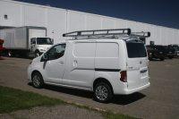 Nissan NV200 with AluRack - Prime Design