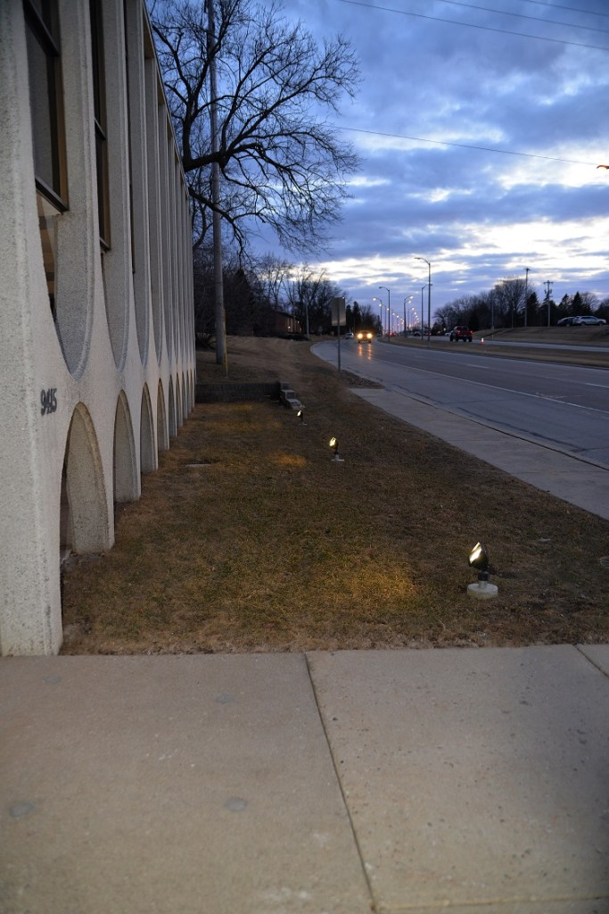 Prime Electric Commercial Electrical Services Exterior Ground Lighting