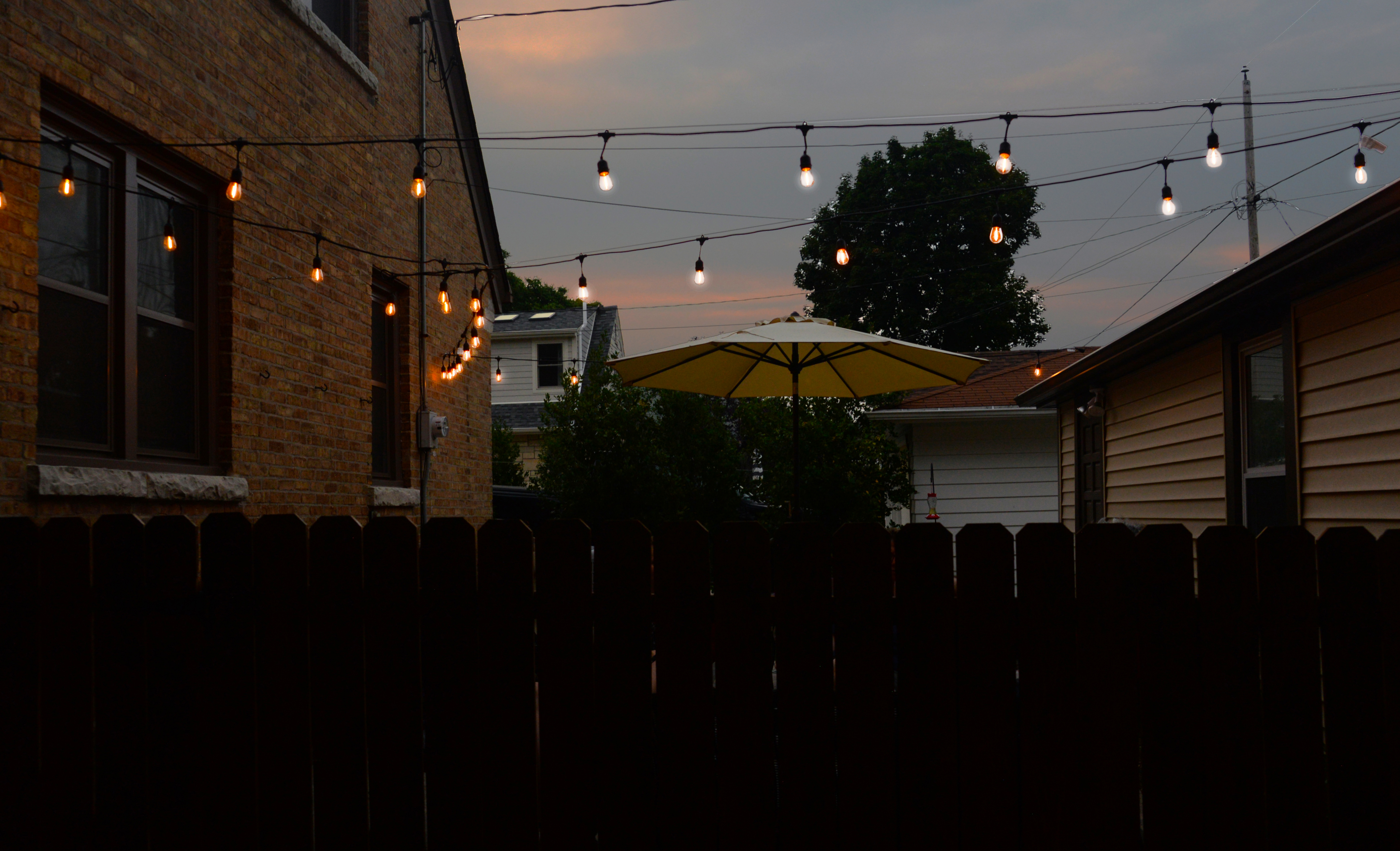 Outdoor Patio Lights | Prime Electric Residential Electrical Services