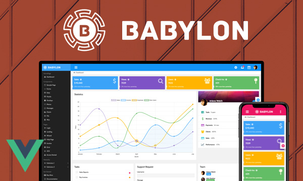 Babylon for PrimeVue