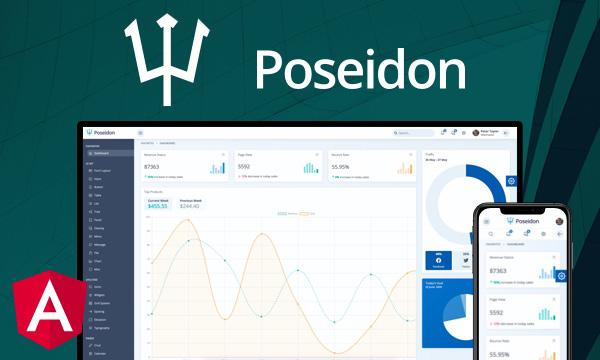 Poseidon for PrimeNG
