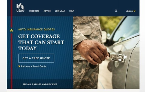 Usaa Insurance Quotes Fascinating USAA Auto Insurance USAA Car And Auto Insurance Quotes Online Sign