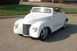 White 39 Roadster