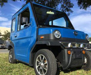 Prime Golf Cars Blue Revolution