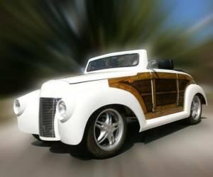39 Roadster Woody