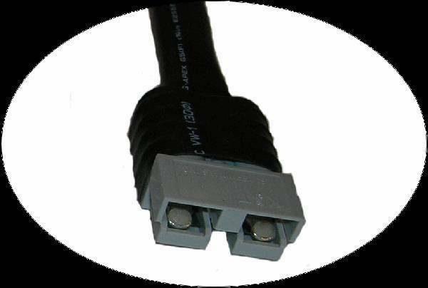PrimeGolfCars Charger plug