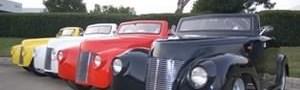 39 Roadster Standard Colors