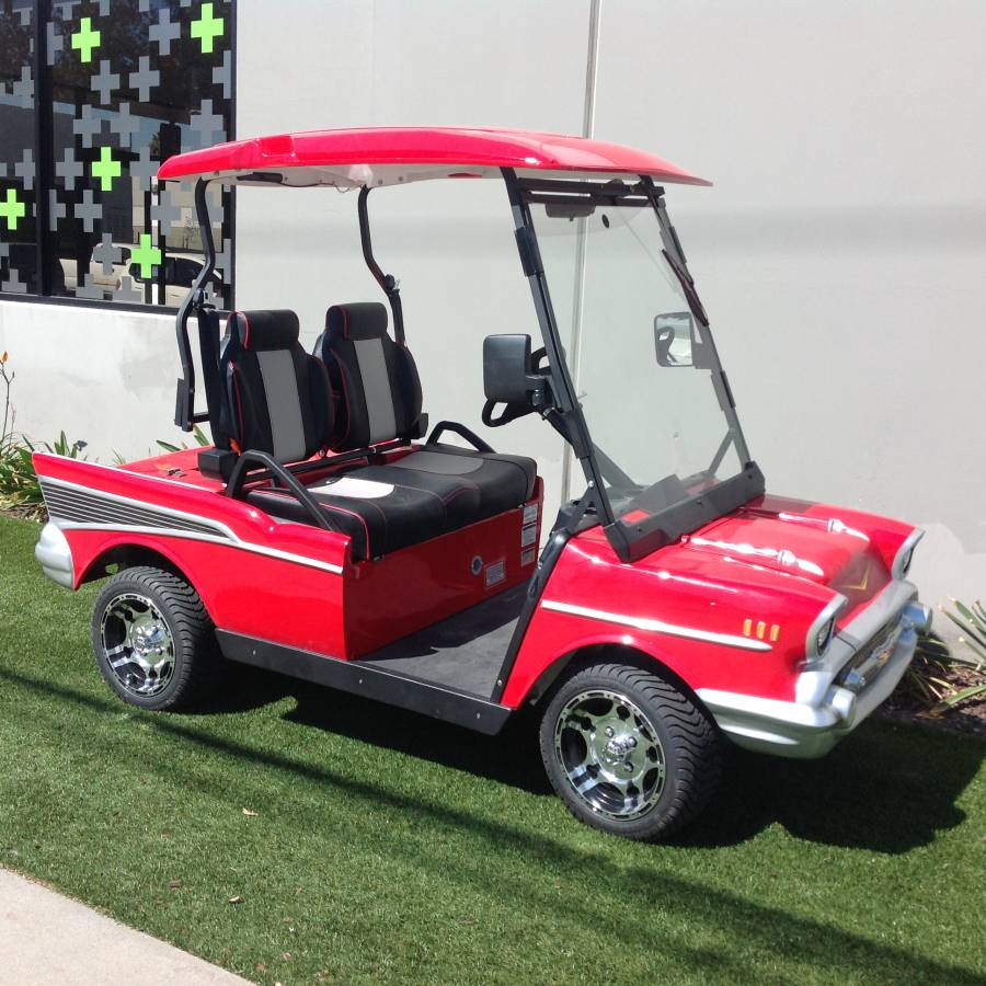 57 chevy golf cart 57 chevy golf car chevy golf cart