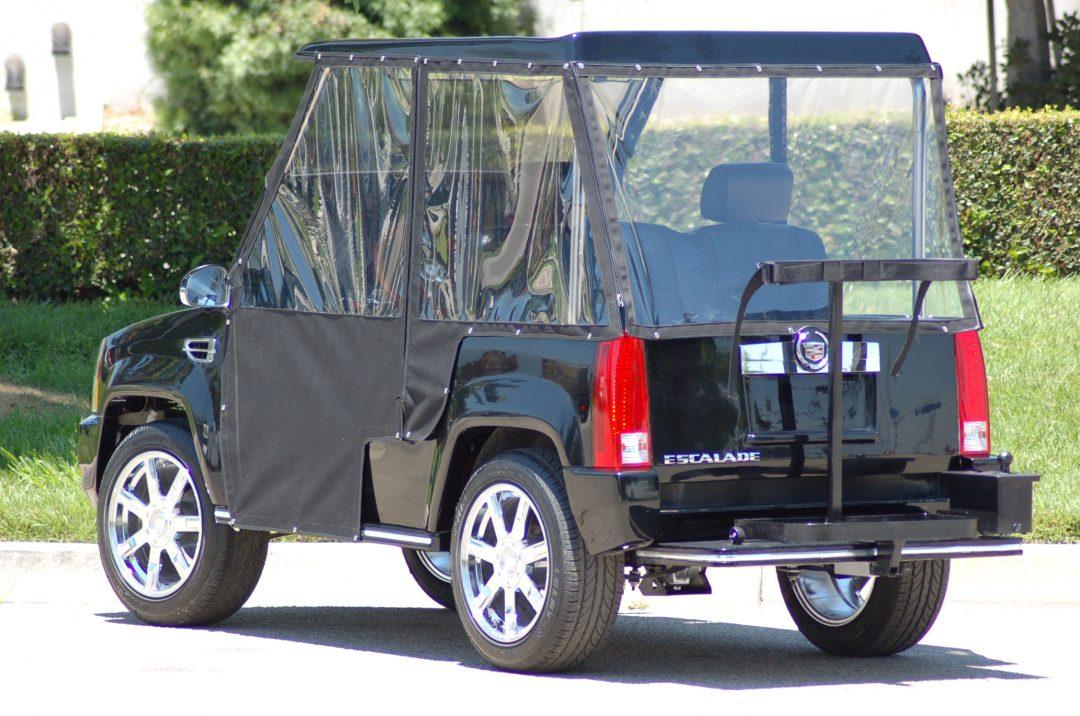 Escalade Golf Cart Cadillac Escalade Golf Car Escalade Cart
