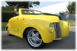 39 Roadster Yellow