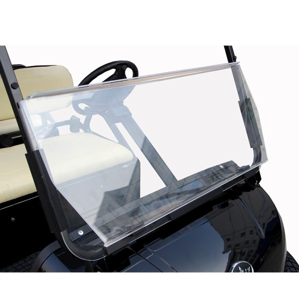 windshield on a forester golf car