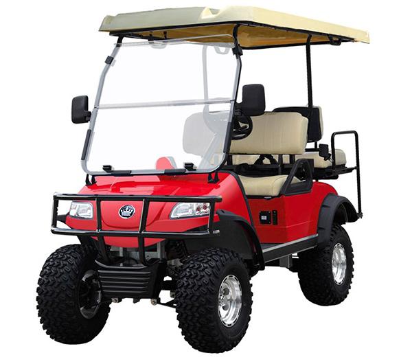 evolution golf cart, classic, forester, revolution, turfman