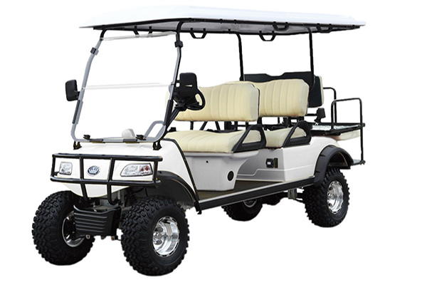 evolution golf cart, classic, forester, revolution, turfman