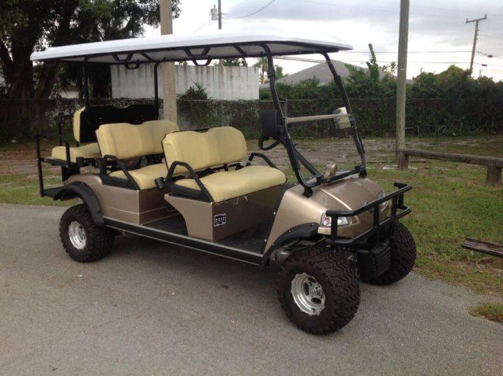evolution forester 6 passenger golf cart, forester 6 passenger golf cart, golf cart