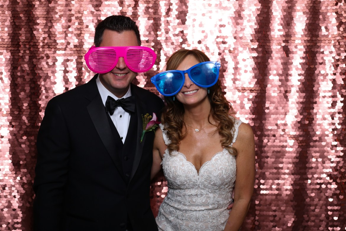 wedding photo booth