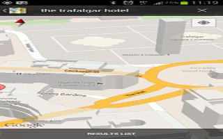 How To Use Maps On Samsung Galaxy S3