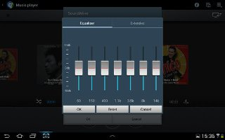 How To Use Music Player On Samsung Galaxy Tab 2