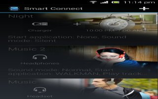 How To Use Smart Connect On Sony Xperia Z