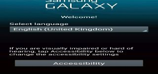 How To Set Up Samsung Galaxy S4