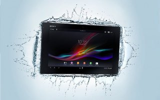 How To Set A Screen Lock On Sony Xperia Tablet Z