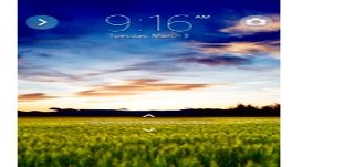 How To Use Lock And Unlock Screen - Sony Xperia Z1