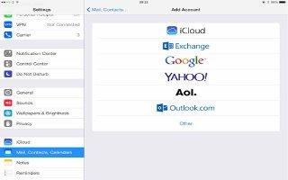 In Enterprise - iPad Air