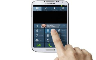 How To Make A Call Using Speed Dial - Samsung Galaxy Note 3
