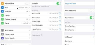 How To Use Bluetooth Devices On iPhone 6 Plus