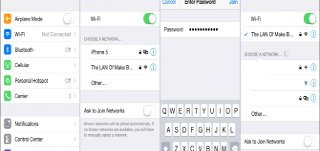 How To Connect WiFi On iPhone 6 Plus