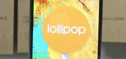 Samsung Galaxy Note 3 Gets Lollipop OTA In India