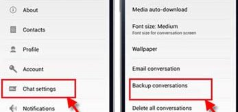 How To Recover Deleted Messages - WhatsApp