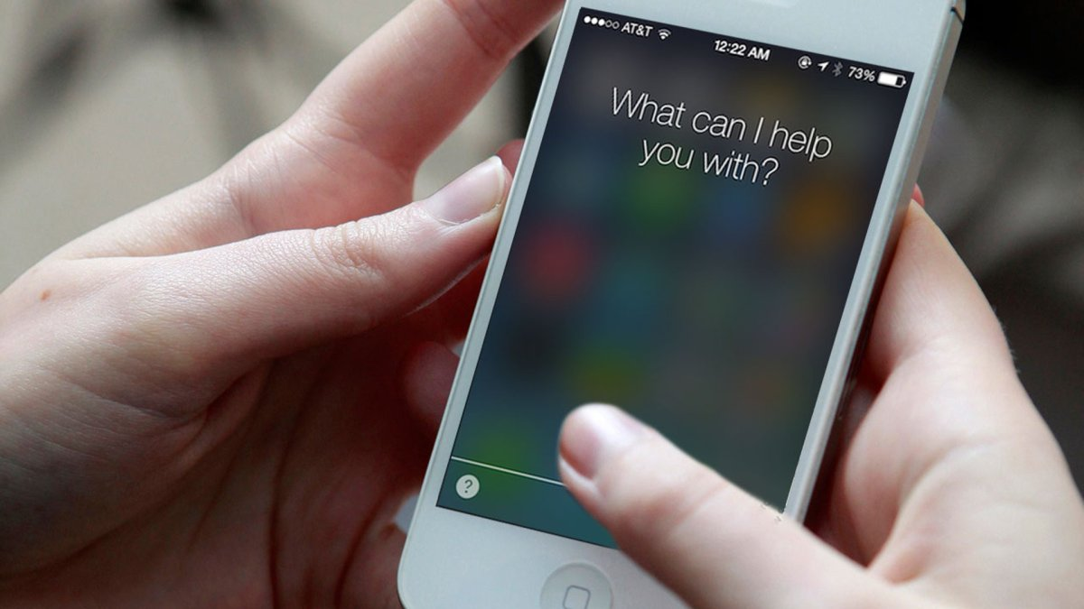 Apple Will Give Major Upgrade To Siri Using VocalIQ Platform