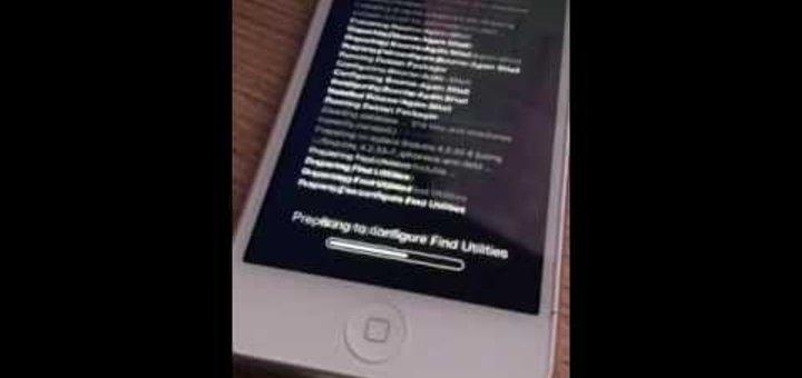Jailbreak iOS 9.3.2 Using Mobile Safari